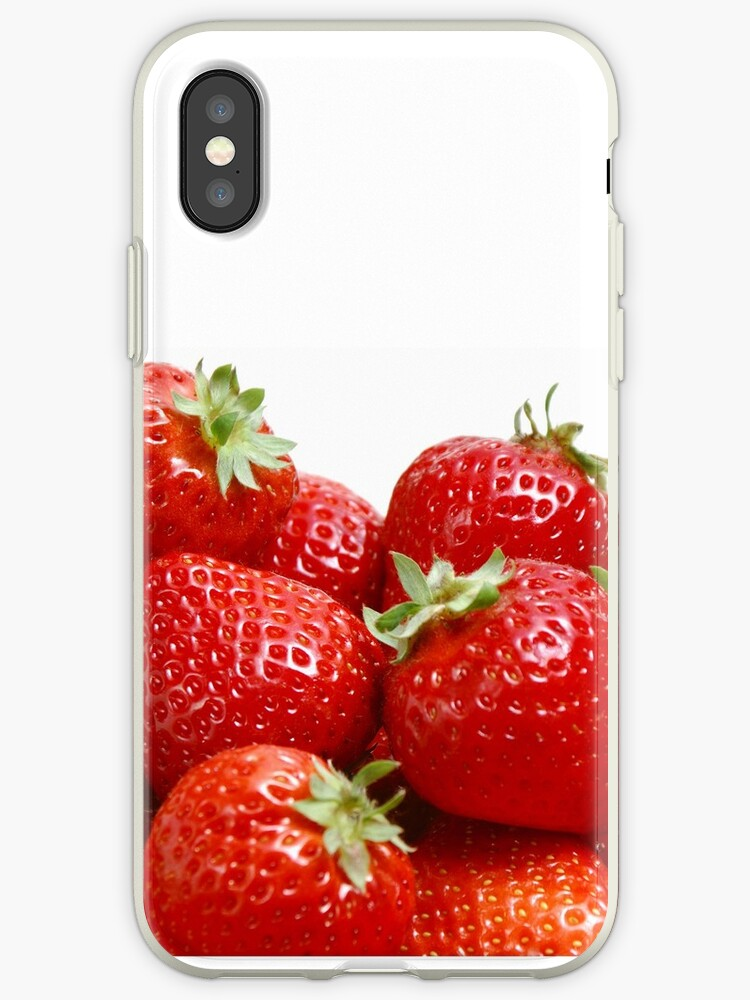 Strawberries by Mercury Europa