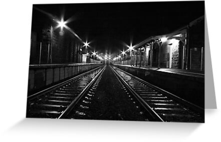 Little River Station, Mono by peterperfect