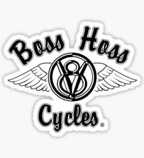 Boss Hoss Cycles Logo iphone case