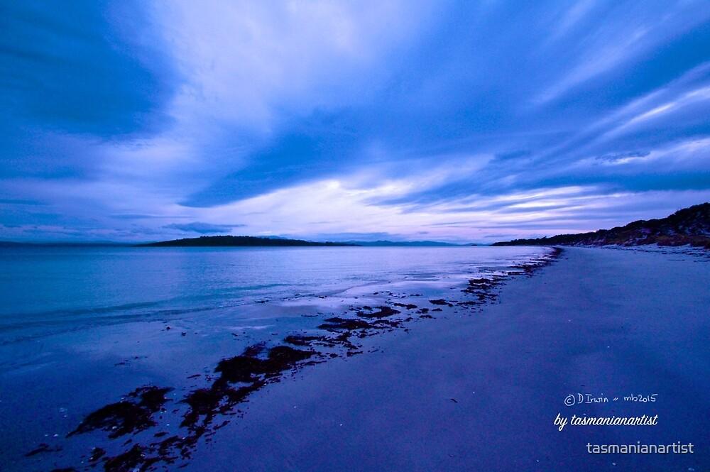 TASMANIAN PENINSULA ~ Lagoon Beach by tasmanianartist by tasmanianartist