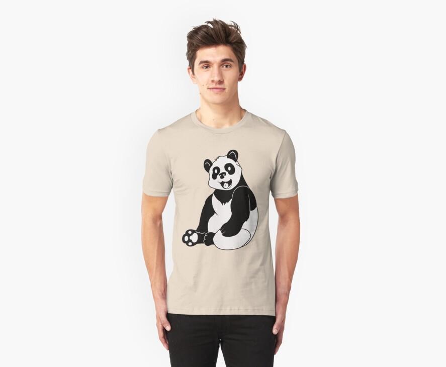 panda by tshart