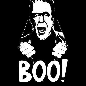Camiseta de Herman Munster de astropop