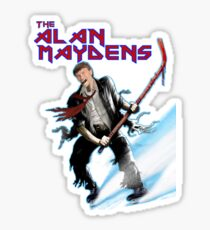 Alan Maydens Sticker