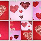 Valentine Sampler by debbiedoda