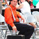 Orange Fellow by John Beamish