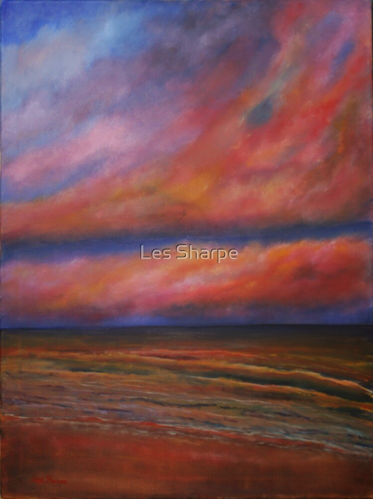 Eventide by Les Sharpe