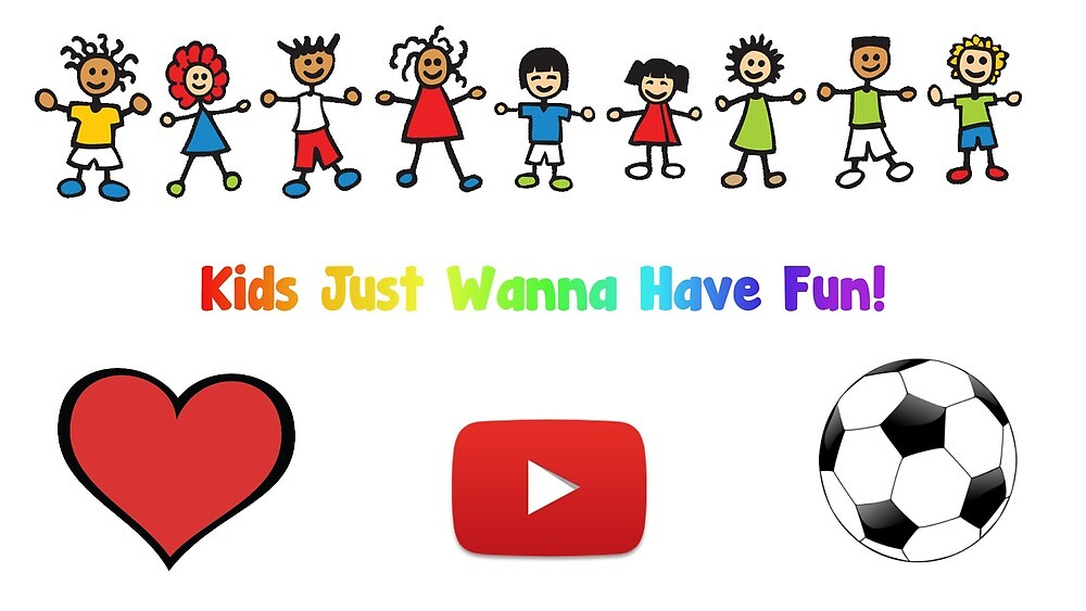 Kids Just Wanna Have Fun by EmkDay