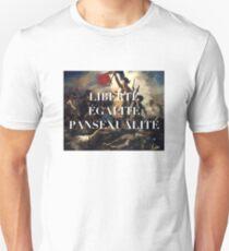 LIBERTE EGALITE PANSEXUALITE T-Shirt