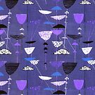 Copy of 1950s Fabric Design #7 by ShaMiLaB