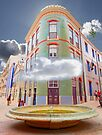 gaveto. surreal urban ps installation by terezadelpilar ~ art & architecture