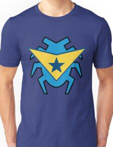 Blue Beetle and Booster Gold Unisex T-Shirt