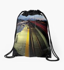 Trails Drawstring Bag