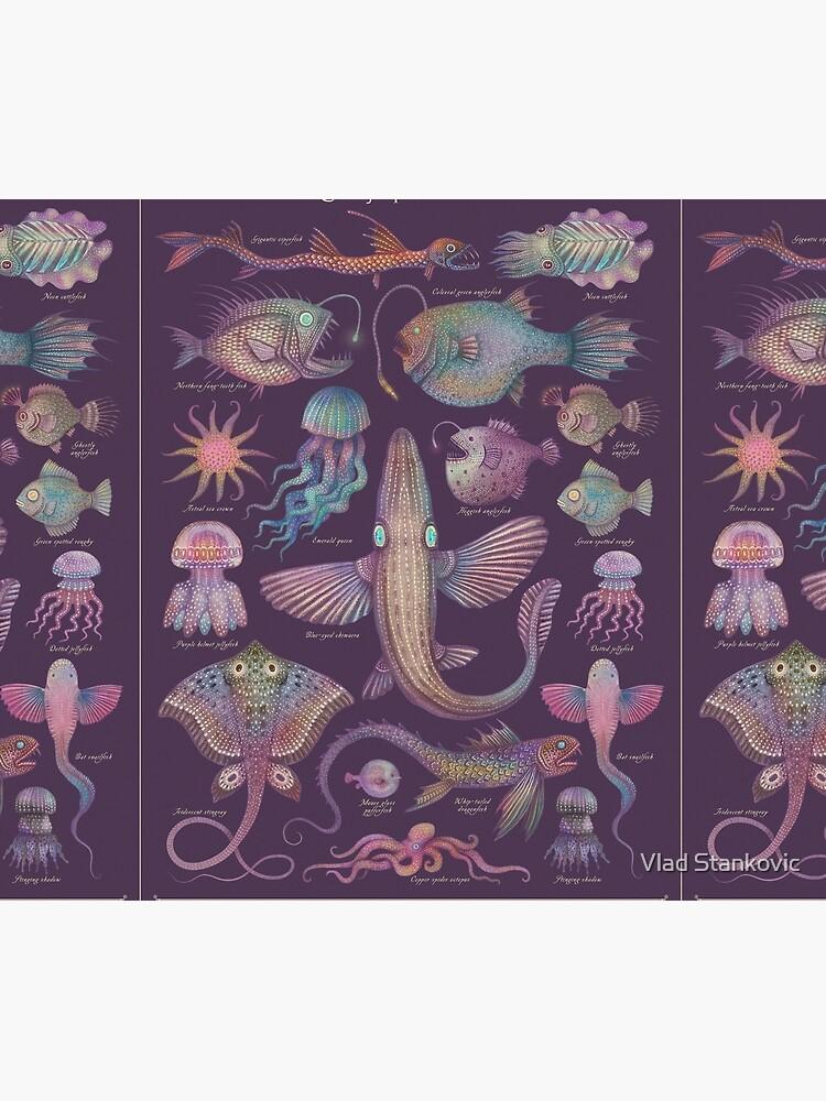 Sea life specimens III by vladimirsart