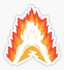 Kaioken Sticker
