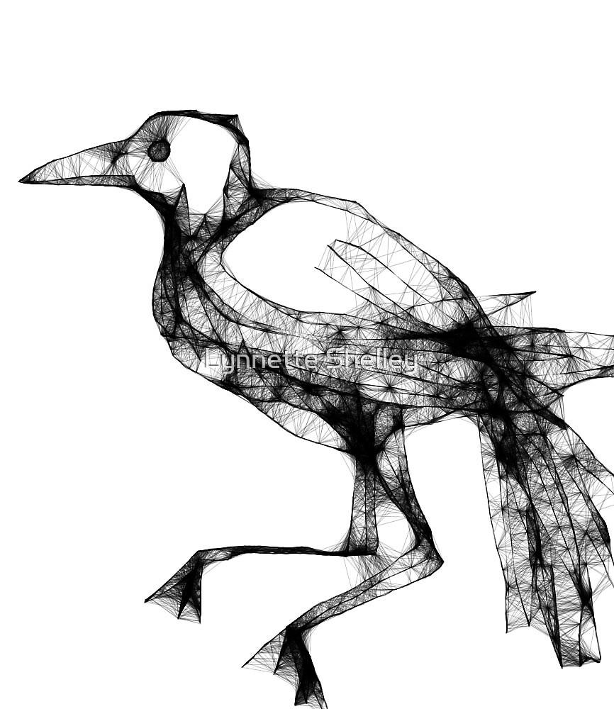 Doodle Bird by Lynnette Shelley