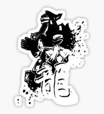 Dragonzord Sticker