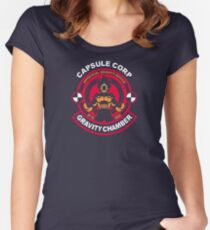 Gravity Chamber Women's Fitted Scoop T-Shirt
