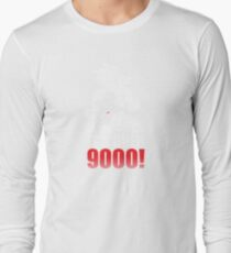 Over 9000 Long Sleeve T-Shirt