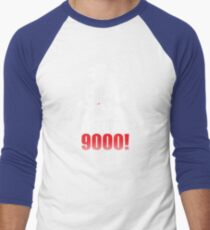 Over 9000 Men's Baseball ¾ T-Shirt