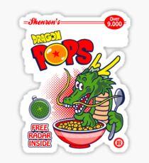 Dragon Pops Sticker