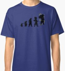 Monkey Evoltuion Classic T-Shirt