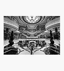 The Grand Hall Photographic Print
