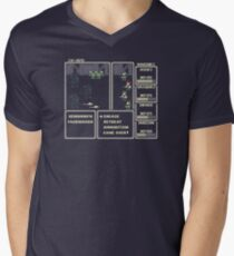 Alien RPG Mens V-Neck T-Shirt