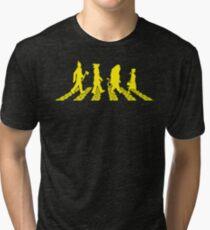 Yellow Brick Abbey Road Tri-blend T-Shirt