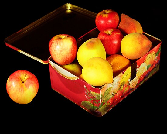 Fruit Case by carlosporto