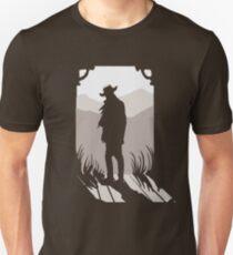 Camiseta unisex Vieja silueta occidental