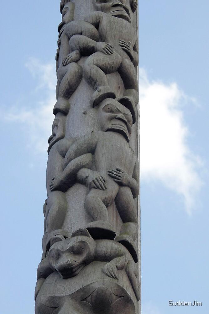 Totem Pole by SuddenJim