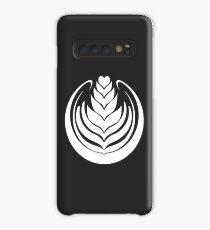 Latte Art Tulip Case/Skin for Samsung Galaxy