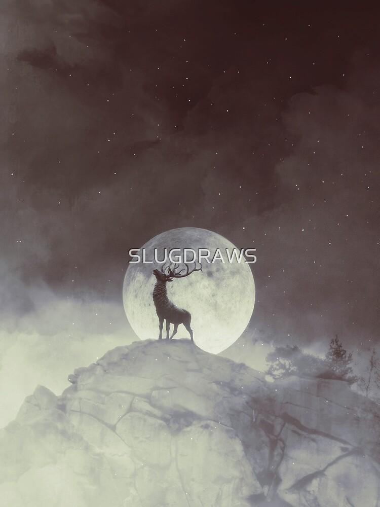 ROAR by SLUGDRAWS