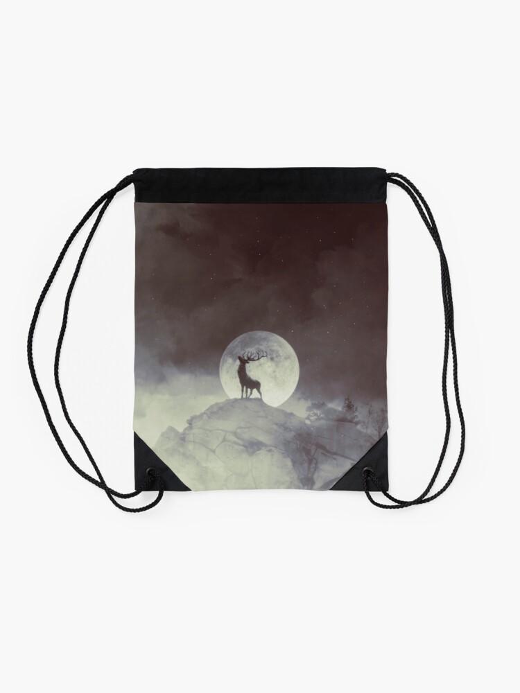 Alternate view of ROAR Drawstring Bag