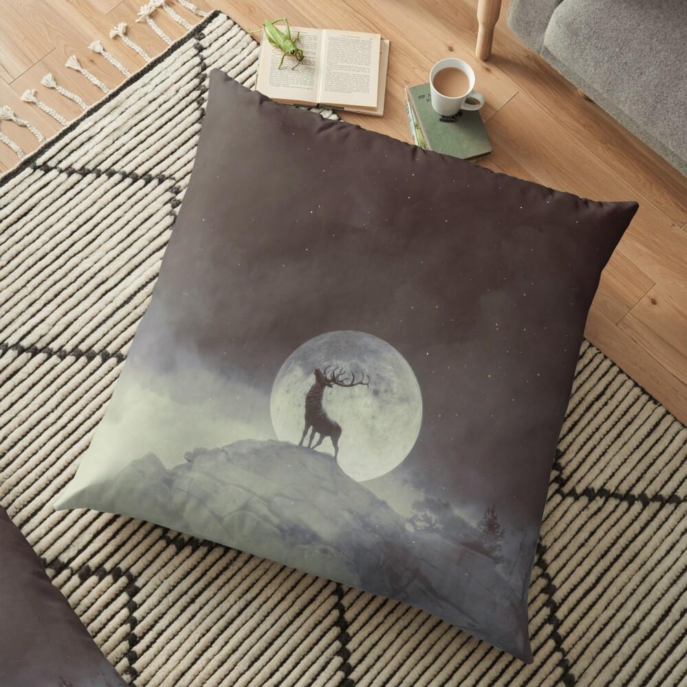 ROAR Floor Pillow