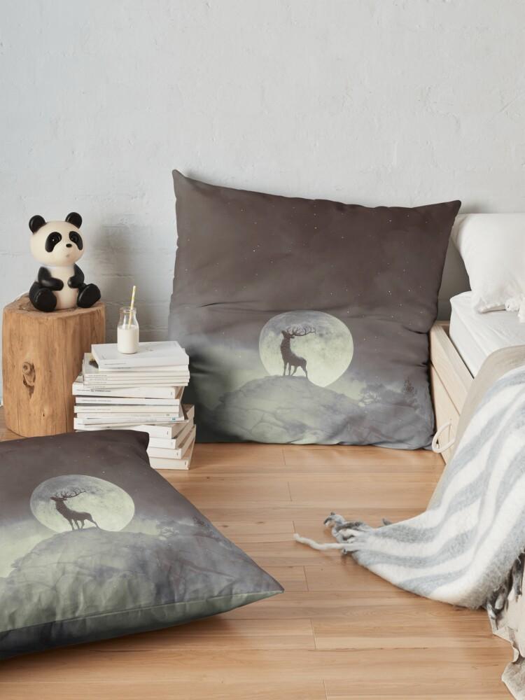 Alternate view of ROAR Floor Pillow