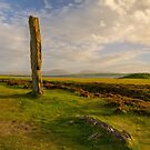 Buy  Ring of Brodgar. Evening Light. Stenness. West Mainland Orkney. Scotland. by Barbara  Jones ~ PhotosEcosse