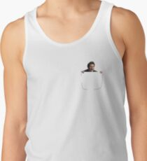 David Tennant In Your Pocket Men's Tank Top