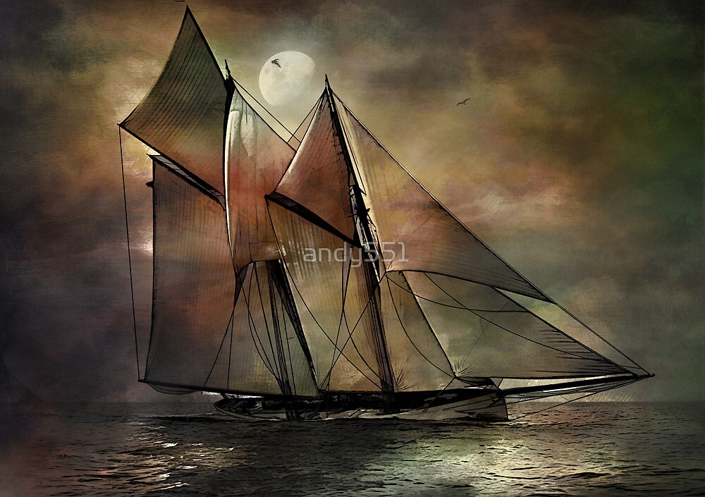 SAILS....... by andy551