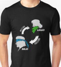 Metal States (light) T-Shirt