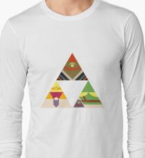 Legend of the Tri Long Sleeve T-Shirt