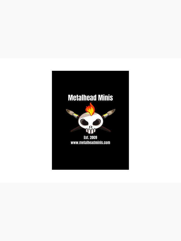 Metalhead Minis Logo by MetalheadMinis