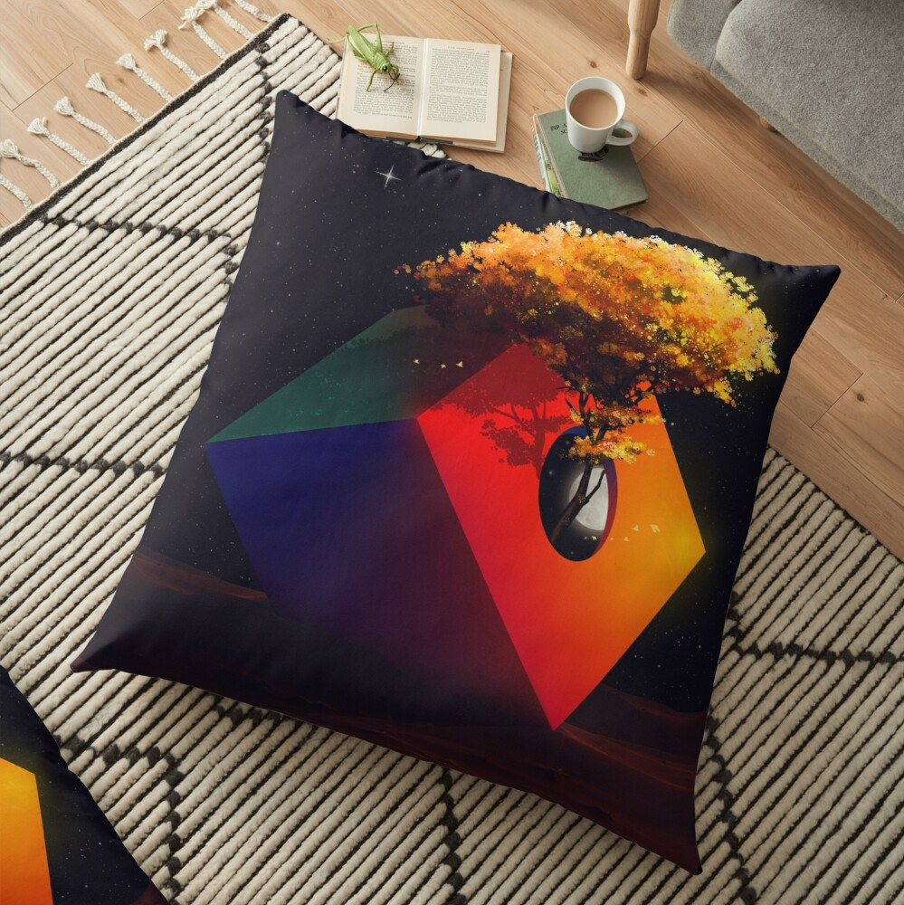 The Sanctuary Floor Pillow