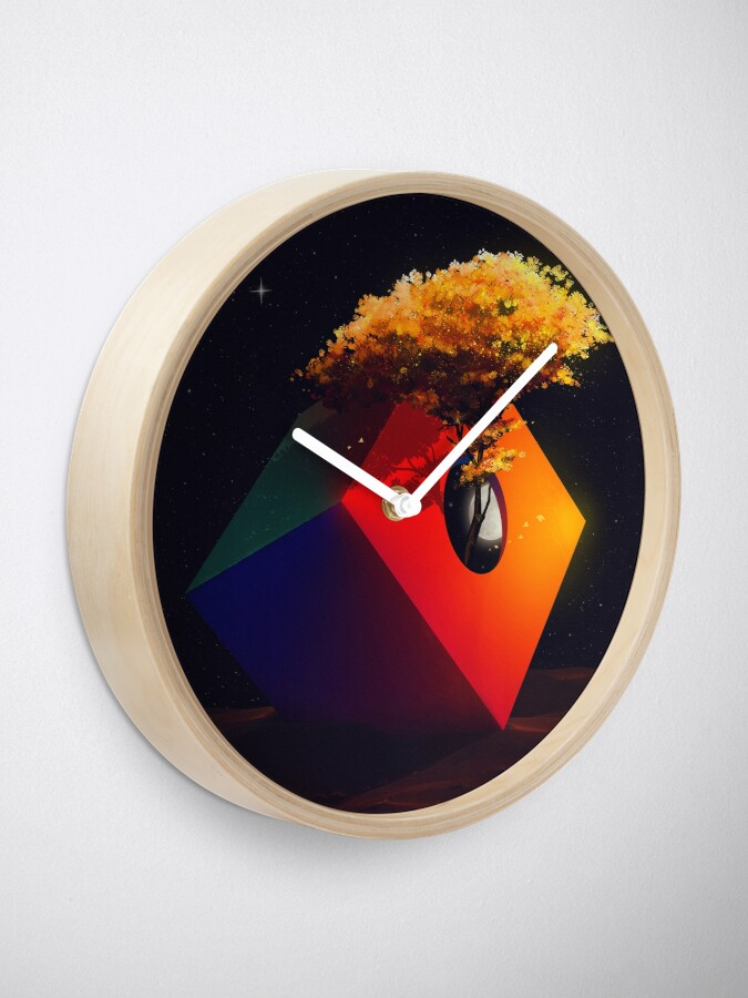 Alternate view of The Sanctuary Clock