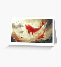 Deep Sky Greeting Card
