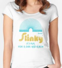 Slinky Women's Fitted Scoop T-Shirt