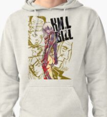kill bill Pullover Hoodie