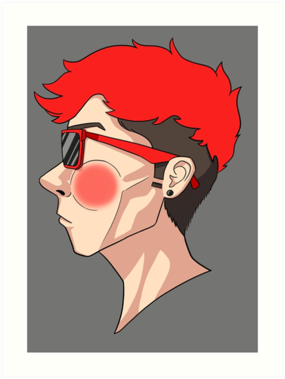 Kyle: Red by kukulhu