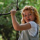 Amelia in the woods. by DonDavisUK