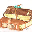 Hand Bound Journals ll by Sally Griffin